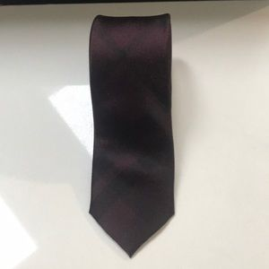 Express Silk Skinny Tie